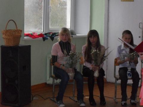 Конкурс на составление букетов - Муниципальное образовательное учреждение `Гдовская средняя общеобразовательная школа`
