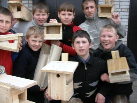 1 апреля - Международный день ПТИЦ - Муниципальное общеобразовательное учреждение Перовская средняя общеобразовательная школа