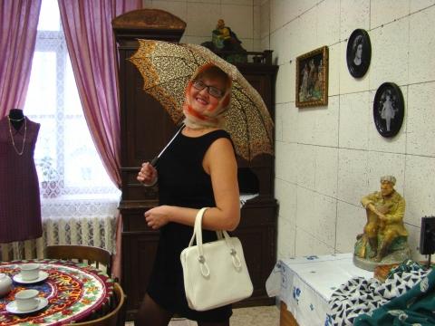 Портрет в стиле 60-х... - Валентина Аркадьевна Костарева