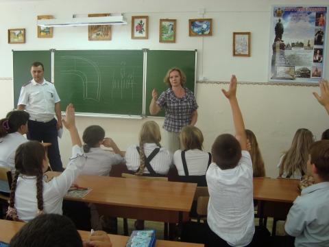 День безопасности в 6-Б классе - Валентина Леонидовна Каманич