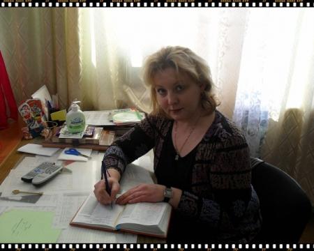 Портрет - Наталья Игоревна Коровина