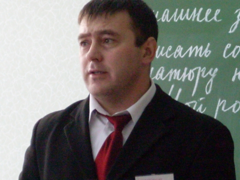 Портрет - Мусавир Равилович Сунагатуллин