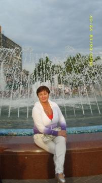 Портрет - Валентина Сергеевна Рябизова