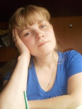 Портрет - Анастасия Александровна Кузнецова