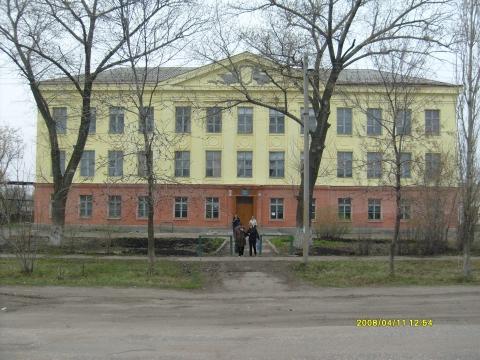 фото школы - Марина Анатольевна Иванькова