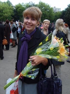 Портрет - Людмила Ричардовна Машковцева