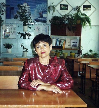 Портрет - Татьяна Алексеевна Красникова