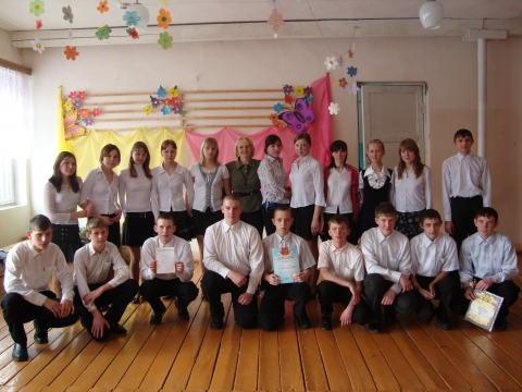 мой любимый 9-й класс! - Галина Геннадьевна Куликова