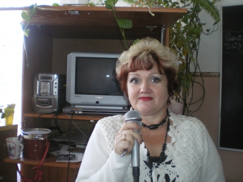Портрет - Светлана Николаевна Попова