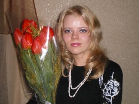Портрет - Олеся Игоревна Багдасарян