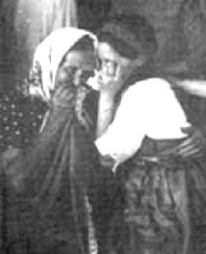 Оплакивание невесты - Фольклор и этнография