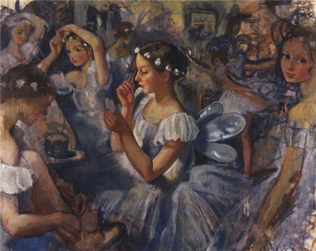 Девочки-сильфиды (Балет Шопениана) - Татьяна ТЕОдоровна Гридина