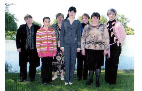 У озера. - Муниципальное общеобразовательное учреждение Страчовская основная общеобразовательная школа