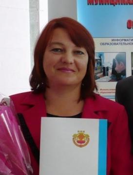 Портрет - Тамара Николаевна Наумова