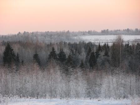 Зима рядом