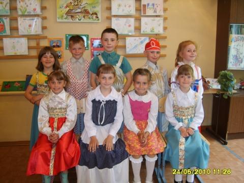Мой 2 класс `Русские посиделки` - Юлия Александровна Гусева