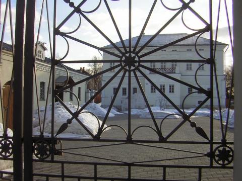 Дом Лажечниковых - Литература 9