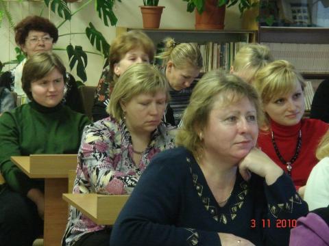 Заинтересованные учителя старшей школы - Средняя общеобразовательная школа 570