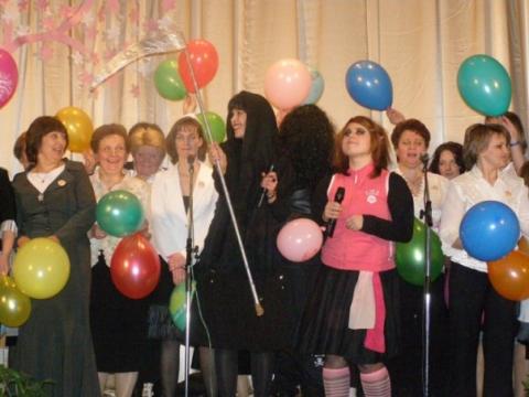 Капустник - Средняя общеобразовательная школа 557 www.spb-school557.ru