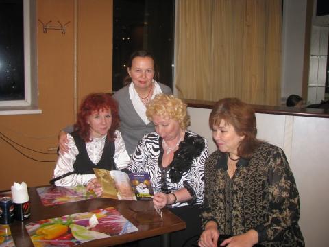 Перед спектаклем... - Екатерина Валентиновна Францужан
