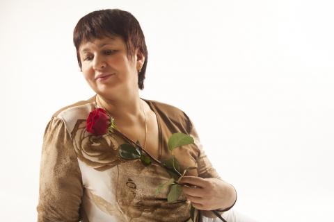 Портрет - Людмила Николаевна Тяжелкова