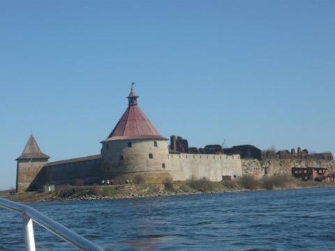 Шлиссельбургская крепость(`Орешек`) - Александра Николаевна Литвинова