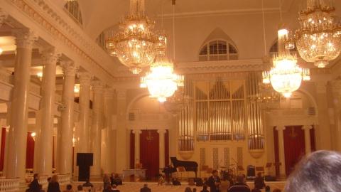 Большой зал филармонии - Людмила Александровна Чупина