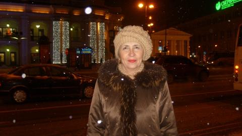 На Невском после концерта - Людмила Александровна Чупина