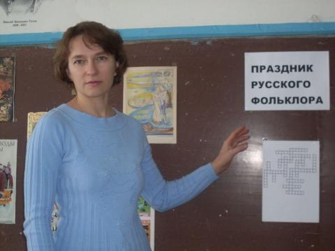 Портрет - Татьяна Викторовна Носова