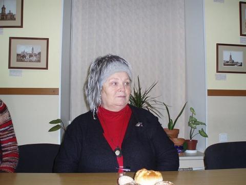Портрет - Анна Георгиевна Ясная