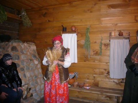 В русской бане - Наталья Владимировна Лифанова