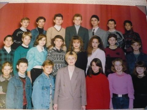 9`Б`,1996 год - Средняя общеобразовательная школа 557 www.spb-school557.ru