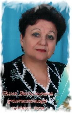 Портрет - Нина Васильевна Матвеева