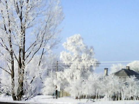 зима - Галина Владимировна Байбородова