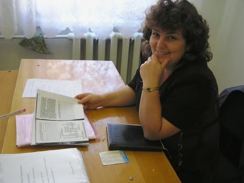 Портрет - Нина Ивановна Погильдякова
