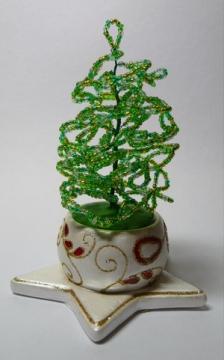 Приближается Новый год и во всех домах появляются главные атрибуты праздника - новогодние елки. какие они только не...