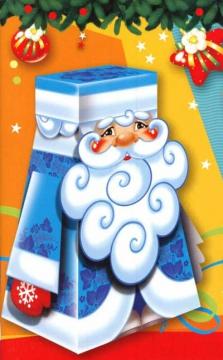Новогодние игрушки своими руками из коробки на большую елку