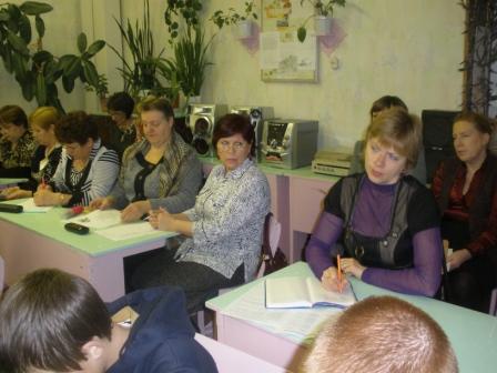 Педагоги - гости на уроке - МКОУ `Каширинская средняя общеобразовательная школа имени Белоусова Д.А.`