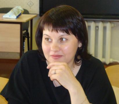 Портрет - Ирина Рызеевна Ушакова
