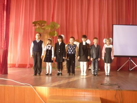 Выступление на празднике посвященном `Дню матери` - Нина Юрьевна Судоргина