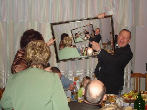 Магическая картина - Клуб любителей фотошоп