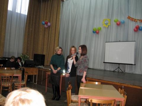 Выпускницы 2007 года - Лицей № 572