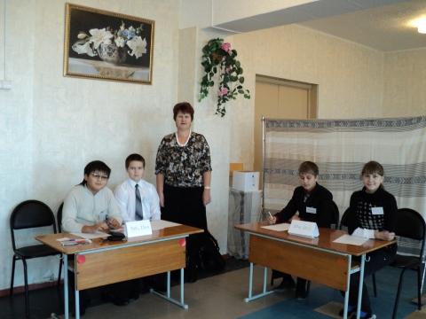 Выборы в школьное самоуправление - Вера Александровна Скосырская