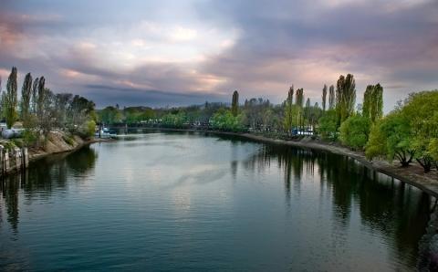 Город вдоль реки Кубань - Здесь мой дом!!!