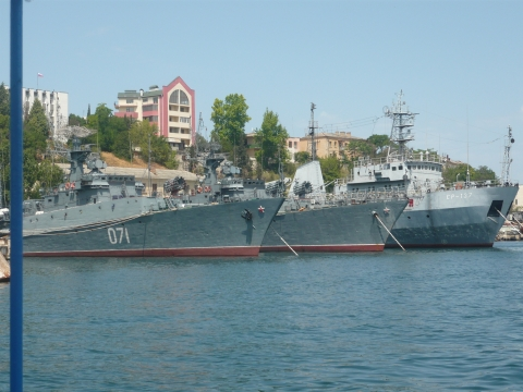 Южная бухта.Севастополь