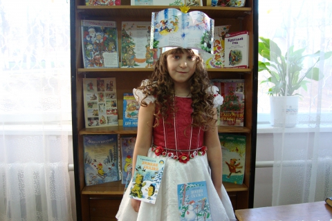 Королева Библиотека Евсеева Соня - Татьяна Петровна Архипова