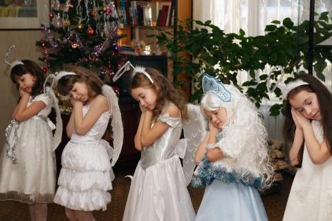 Снежные Ангелы уснули... - Татьяна Петровна Архипова