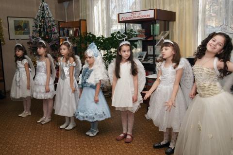 Снежные Ангелы проснулись... - Татьяна Петровна Архипова