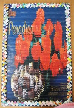 Картина панно рисунок Поделка изделие Мозаика Двойные картины альбом Коробки фото 1.