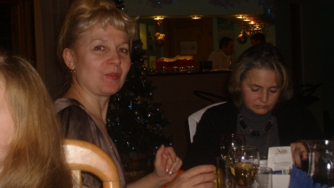 Татьяна Петровна в ресторане - Людмила Александровна Чупина
